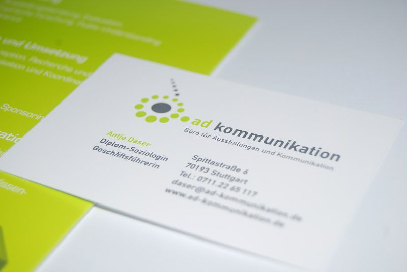 logo businesscard